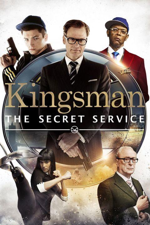 Kingsman: Secret Service (2015) Completo Film - Subita