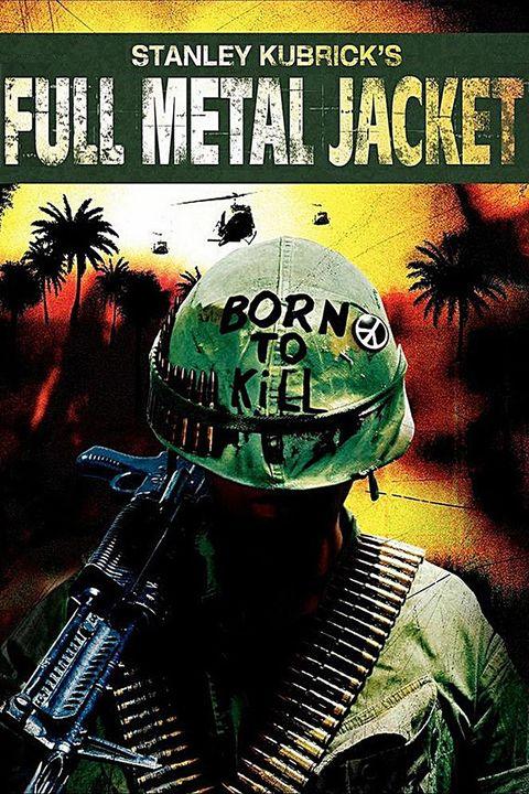 Amazoncom Full Metal Jacket Bluray Stanley Kubrick