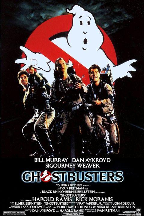 Full Movie - Ghost Busters - 1984 - Video - Breakcom