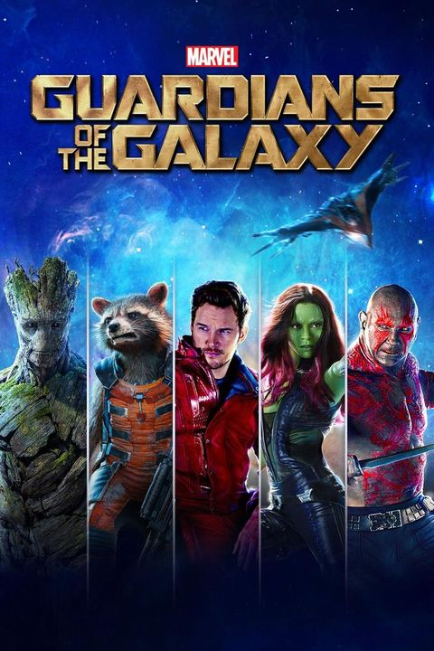 Guardians of the Galaxy (2014) DVDScr Hindi Dubbed Movie