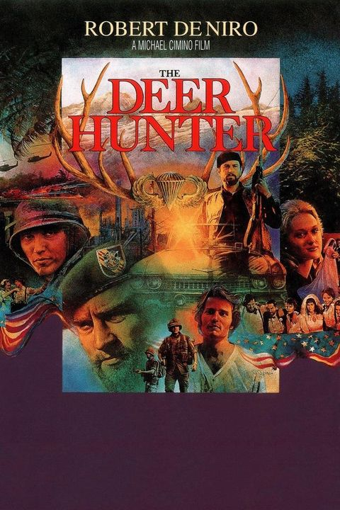 The Deer Hunter 1978  Posters  The Movie Database TMDb