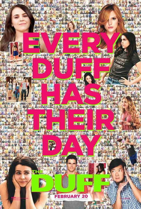 Watch The DUFF (Movie 2015) HD Free Online On