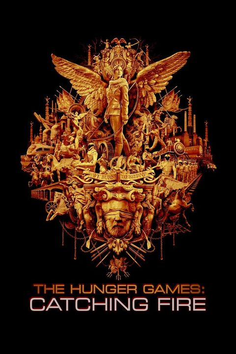 The Hunger Games: Catching Fire - stream online