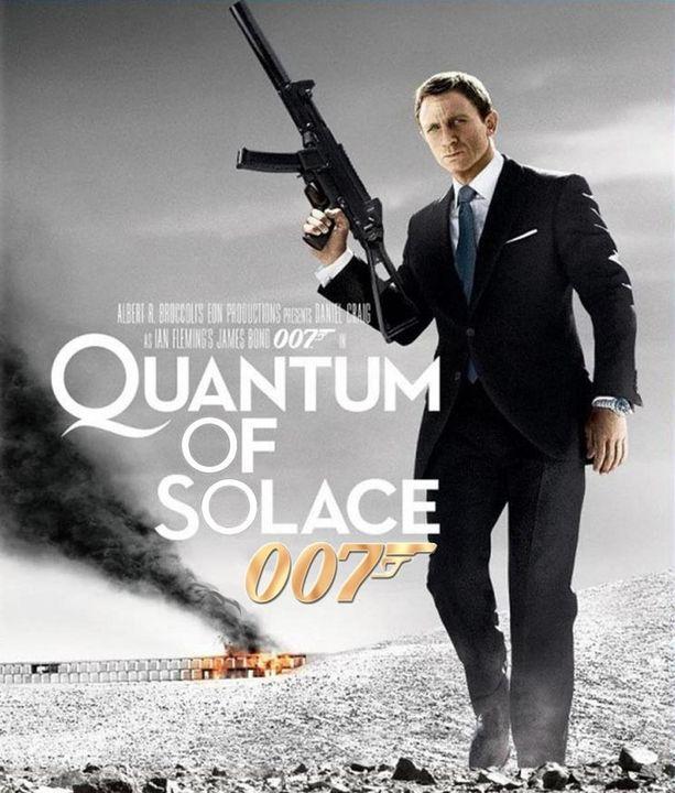 фильм агент 007 квант милосердия смотреть