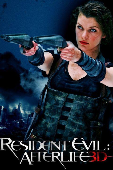Amazoncom: Resident Evil: Afterlife: Milla Jovovich, Ali