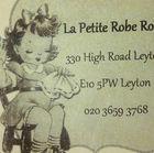 La Petite Rose Robe