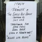 The Eagle Ale House