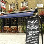 Cask and Glass