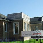 Wandsworth Museum Cafe