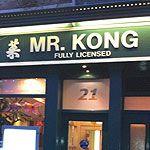 Mr Kong