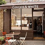 Ginger and White