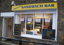 Throckley Sandwich Bar
