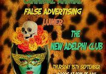 Mannequin Death Squad + cannibal Animal + False Advertising + Lumer