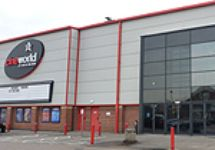 Cineworld Chesterfield