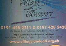 Village Tandoori