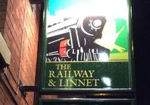 Railway and Linnet