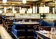 Searcys St Pancras Restaurant and Bar