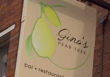 Gino's Pear Tree