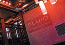 Fluid Bar and Kitchen