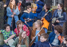 Sundial Sundays: London Youth Folk Ensemble & Meitheal Cheoil