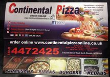 Continental Pizza