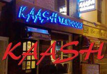 Kaash Tandoori