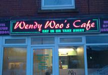 Wendy Woo's Cafe