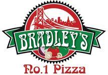 Bradley's No.1 Pizza