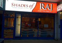 Shades Of Raj