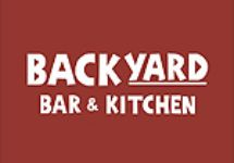 Backyard Bar and Kitchen