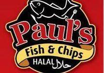 Pauls Fish & Chips