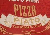 Pizza Piato