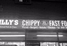 Billys Fish and Chips