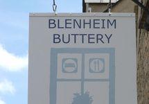 The Blenheim Buttery