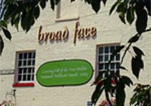 Broad Face