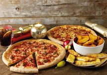 Pappa Johns Pizza