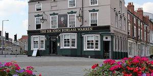 The Sir John Borlase Warren