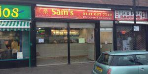 Sam's Chinese Takeaway