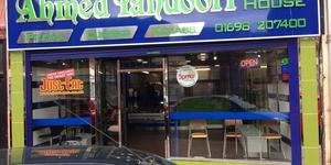 Ahmed Tandoori