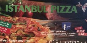Istanbul Pizza