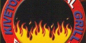 Kiveton Charcoal Grill