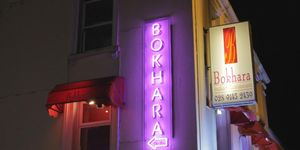 Bokhara Restaurant