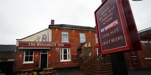 The Windmill's End