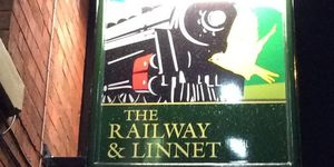 Railway and Linnet
