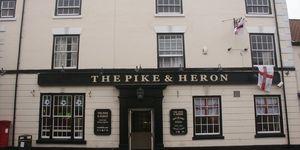Pike & Heron