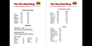 Wee Roll Shop