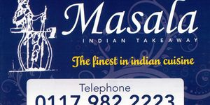 Masala Indian Takeaway