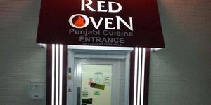 The Red Oven