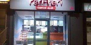Peri Peri Charcoal Grill