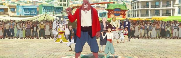 Boy And The Beast (Bakemono No Ko), The